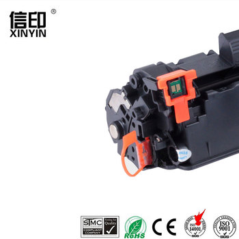 XColor CF278A 78a 278A 278 compatible toner cartridge for HP laserjet pro P1560 1566 1536 1600 1606DN P1606N M1536DNF printer image