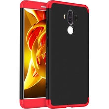 Mate 9 Case Double Dip Armor 3 in 1 Phone Case For Huawei Mate9 Case Fashion Thin Slim  Phone Cover Matte Cases Fundas все цены