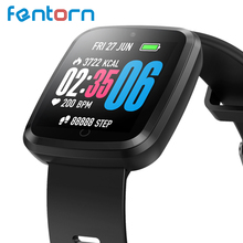 Fentorn Smart Watch Blood Pressure Oxygen Heart Rate Bracelet Waterproof Smartwatch Sport Modes Fitness Tracker Wearable Devices