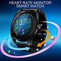 Новый CACGO K89 Bluetooth 4.0 Heart Rate Monitor Smart Watch с Три-осевой Акселерометр Громкоговоритель
