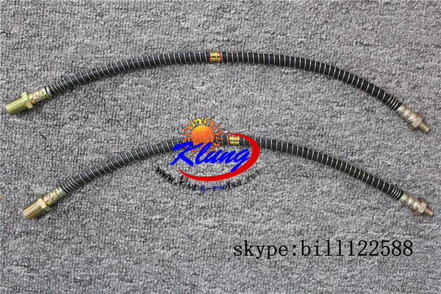 Klung Spartan xy500UTV Xy500UEJ brake hose,  COPPER TUBE,BRAKE ,for go kart buggy ,Side by Side,UTV