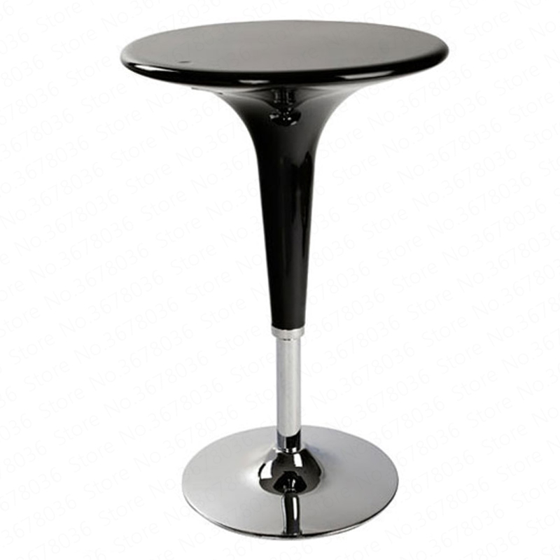 Modern Fashion Bar Table Negotiation Table Living Room Coffee Round Table Lift High Table