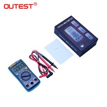 OUTEST ZT100 4000 counts Digital multimeter AC DC current voltage Resistance Capacitance Diode and Continuity Testing