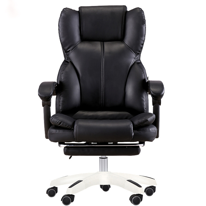 YUEWO High Quality Office Boss Chair Ergonomic Computer Gaming Chair Internet Cafe Seat Household Reclining Chair