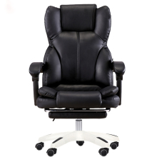 YUEWO High Quality Office Boss Chair Ergonomic Computer Gaming Chair Internet Cafe Seat Household Reclining Chair european excellent electric game household internet cafe main sowing ergonomic comfortable rotating lift computer chair