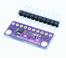 5PCS/LOT I2C ADS1115 16 Bit ADC 4 channel Module with Programmable Gain Amplifier 2.0V to 5.5V for Arduino RPi