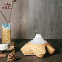 GX Diffuser Four Leaf Clover Shape Ultrasonic Aroma Diffuser Aromatherapy Air Humidifier Essential Oil Diffsuer