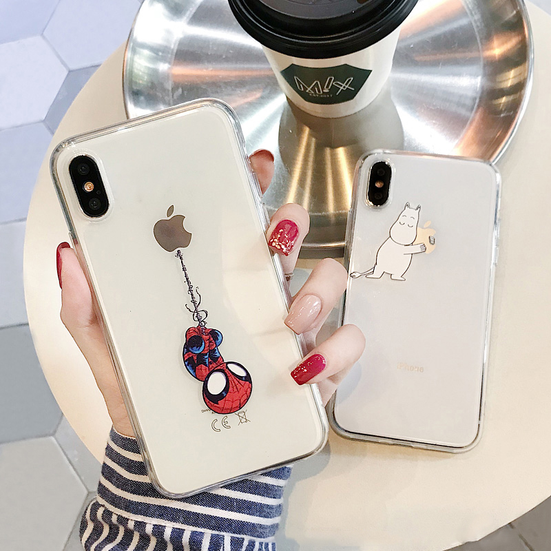 le mie cover per iphone 6 plus gnappettaaa