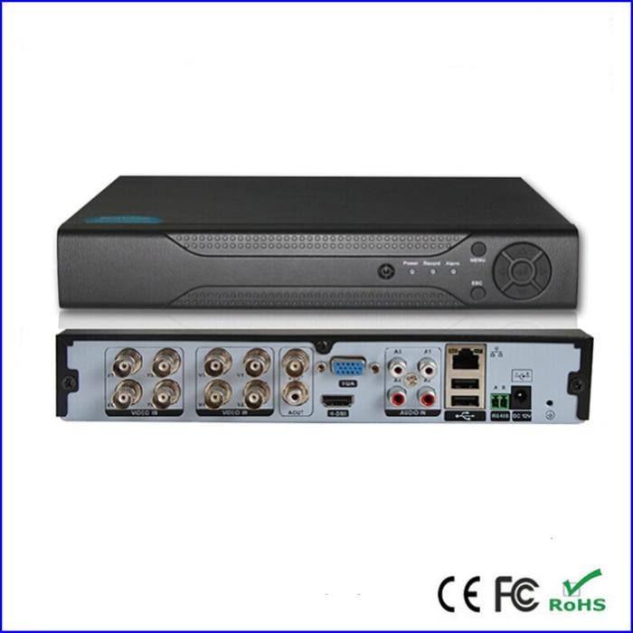 p2p H.264 960h 8ch cctv dvr recorder with RS 485, professional cms software and motion detect система видеонаблюдения ngtechnic 8 8 cctv 8 2 dvr 1008 d626bcm 700 c