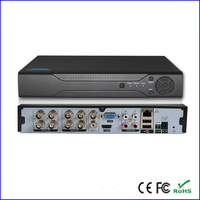 H 264 8ch Cctv Dvr Recorder With RS 485 Professional Cms Software And Motion Detect