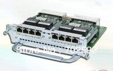 Оригинальный сетевой модуль адаптера NM-8CE1T1-PRI