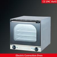 Коммерчески печь выпечки конвекции электрическая для хлеба пекарни, пиццы, торта