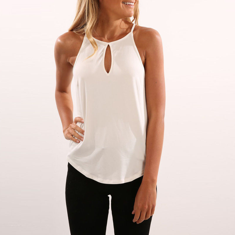 Sexy   tank   Cami   tops   2017 Fashion Womens Summer Vest   Tops   Sleeveless Shirt Blouse Casual   Tank     Tops   Shirt