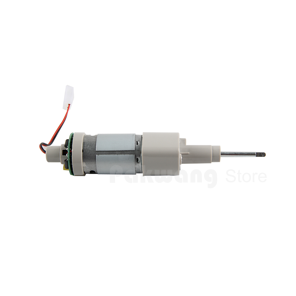 Original A320 A325 Middle Brush Motor 1 pc,  Robot Vacuum Cleaner Spare Parts for A320 A325 for cleaner a320 a325 a330 a335 a336 a337 a338 spare part for robot vacuum cleaner adapter charger