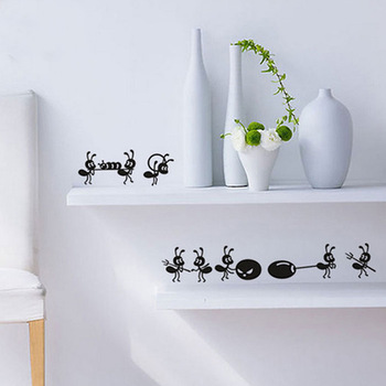 Ants Glass Stickers