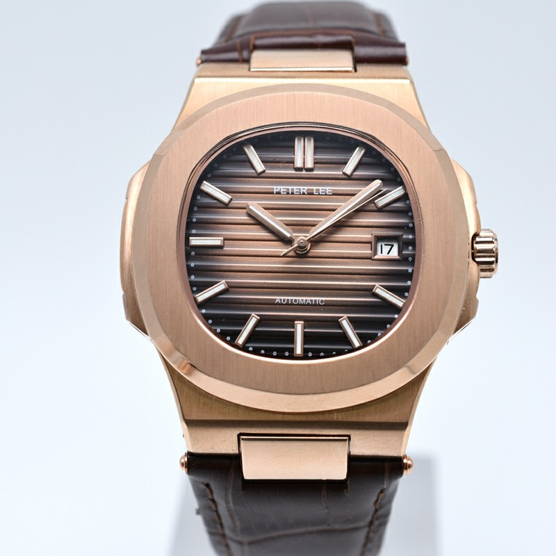 HTB1u8jrc5qAXuNjy1Xdq6yYcVXaT PETER LEE Sport Classic Men Watch Top Brand Leather Straps Mechanical Watch Fashion Male Clocks Business Unisex Watches Gift