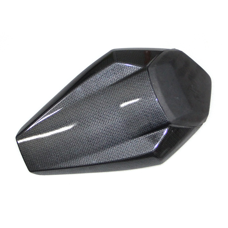 High Quality Motorcycle Carbon Fiber Pillion Rear Passenger Seat Cowl Cover Fairing For Kawasaki Ninja ZX-10R ZX10R 2016High Quality Motorcycle Carbon Fiber Pillion Rear Passenger Seat Cowl Cover Fairing For Kawasaki Ninja ZX-10R ZX10R 2016