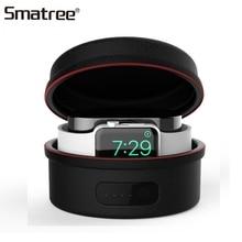Torby ładujące Smatree do serii iWatch 4/3/2/1 pokrowiec do ładowarki Apple Watch przenośny futerał