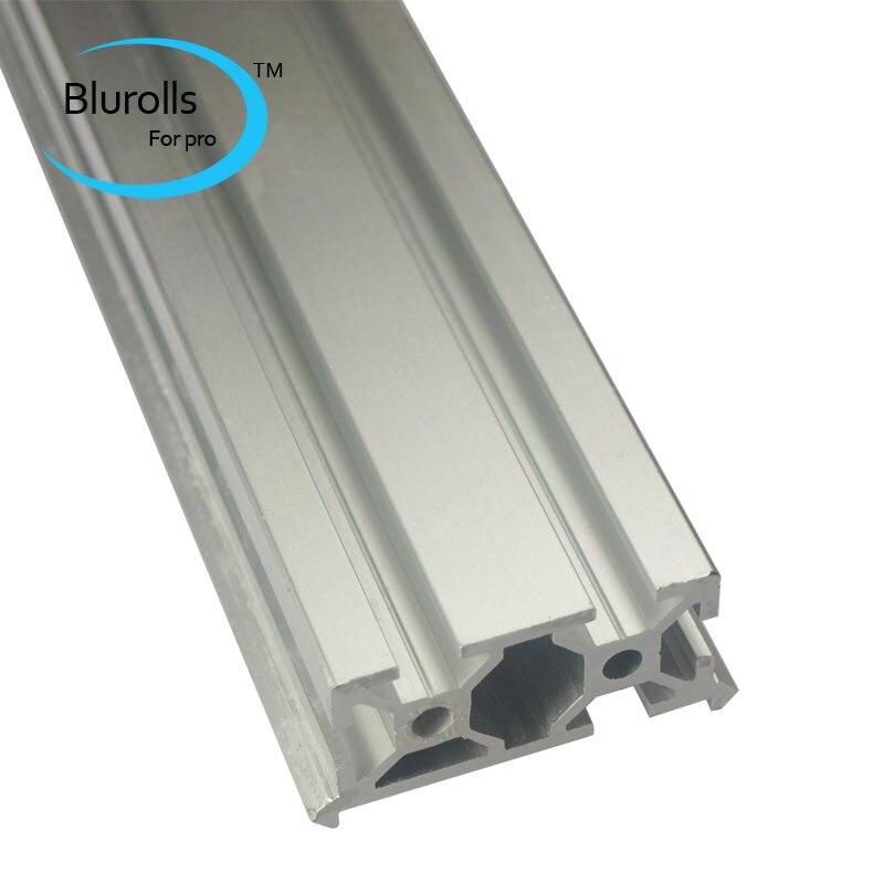 Diy Cnc Mill Frame Aluminum Profiles Makerslide Extrusion 200 Mm