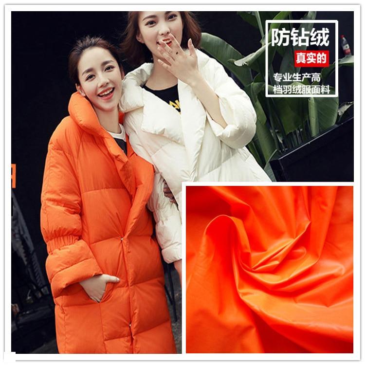 Fabrics of High Grade Matte Cloth 310T Nylon Shioze 40D Nylon Cotton Textile