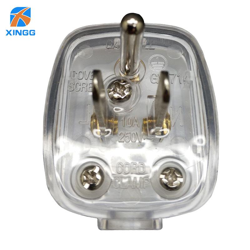 Us American 3 Pins Ac Electrical Power Male Plug W   Wire