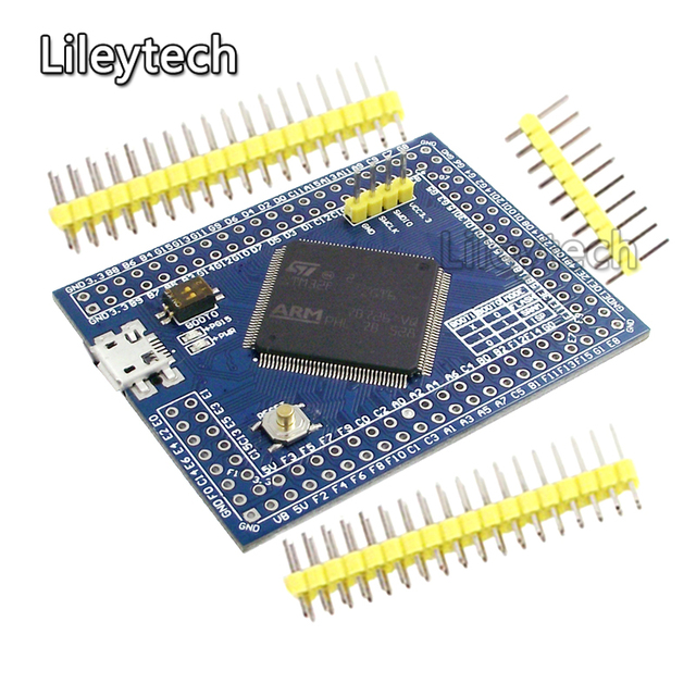Mini version STM32F103ZET6 M32F103ZET6 Minimum system Development Board ARM M32