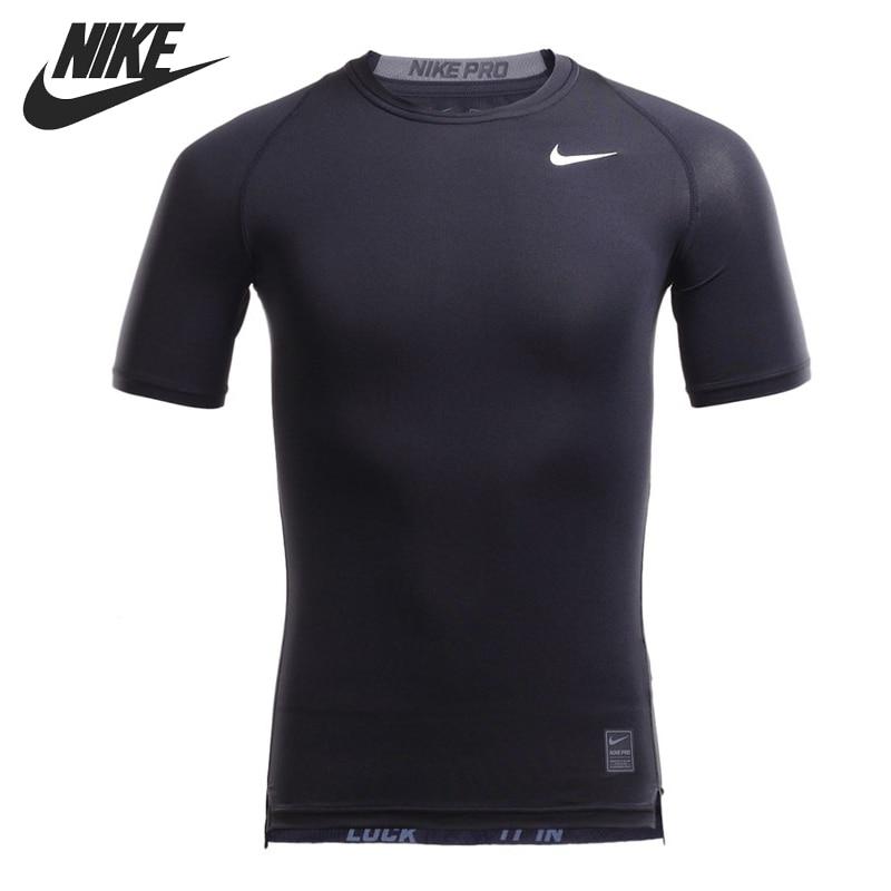 Prix pour Original Nouvelle Arrivée NIKE COOL COMP SS GC PRO DRI-FIT hommes de T-shirts à manches courtes de Sport