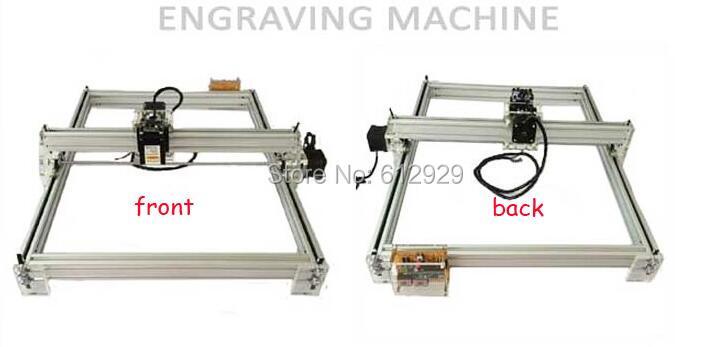 hot Diy CNC machine, laser wood engraving machine price CNC 4050 laser GRBL control pcb pvc Milling machine,Wood Router Engraver