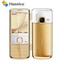Original Nokia 6700 Classic Teléfono Celular Abierto GPS 5MP 6700c Inglés/Teclado Ruso/Árabe apoyo