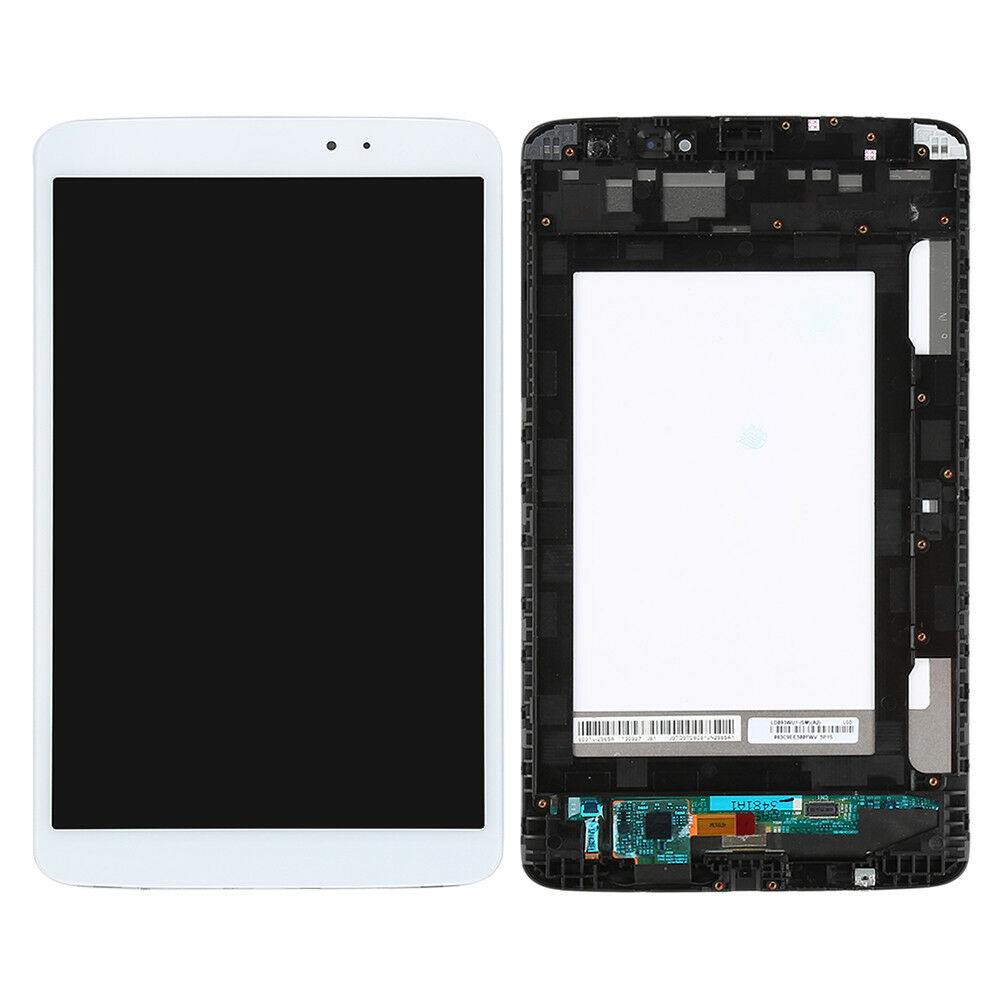 Touch Screen Digitizer Assenbly For LG G Pad 8.3 V500 3G LCD Display Module
