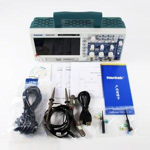 Image 3 - Oscilloscope DSO5102P Hantek Digital Storage 100MHz 2channels 1GSa/s 7 TFT LCD Better than Ads1102cal+