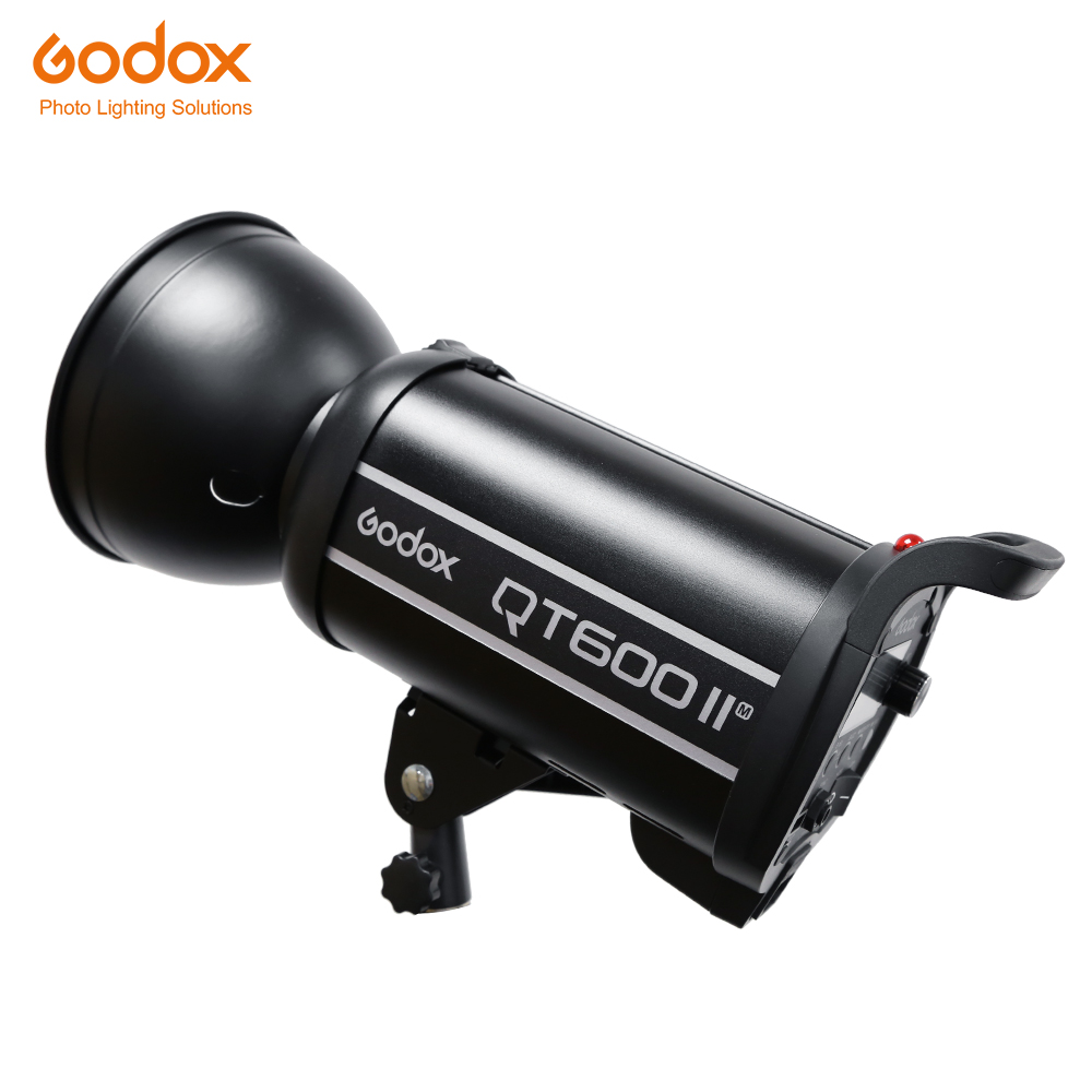 Godox QT600II 600WS GN76 1 8000s High Speed Sync Flash Strobe Light with Built in 2