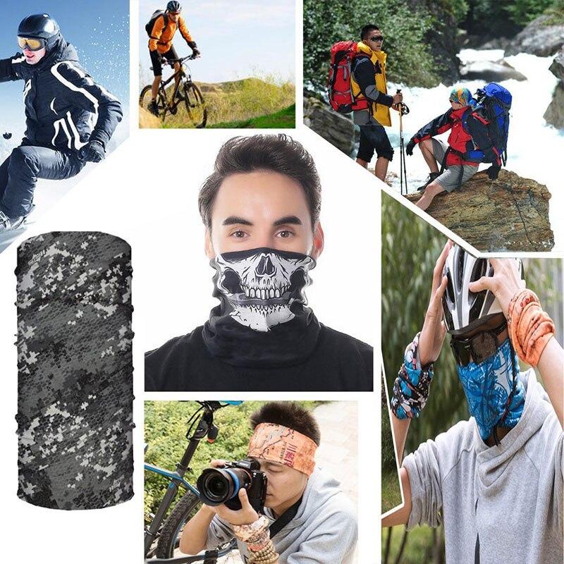 Seamless Bandanas Outdoor Climbing Hiking Scarves Helmet Turban Head Wrap Magic Scarf  Neck Face Mask Shemagh Headband Headwear (20)