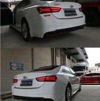 Luz trasera LED de estilo de coche para Chevrolet Malibu XL 2016 2017 2018 2019 accesorios de coche luz trasera DRL + luz de señal de giro con