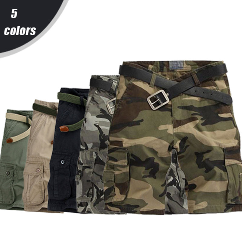 On Sale Combat Mens Camo/Camouflage Shorts Military/Army ...