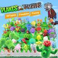 Растения против зомби дети Playdough DIY ковкого Fimo полимер мягкая глина блоки пластилин детские игрушки 20 видов типы