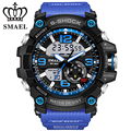 Fashion S Shock Sports Watches Men LED Clock Waterproof Sport Writstwatch Digital Watch Quartz relogios masculino GiftsWS1617