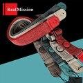 Ремешок для гитары Rm Real Mission  доступно 7 цветов. Также подходит для электрогитары или бас-гитары