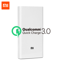 Xiaomi Mi Powerbank 2 20000 mAh QC 3.0