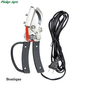 Image 3 - ピグレット尾カット電熱クランプドッキング尾プライヤー物用無血piggeryファームカッター農業機器ツール獣医