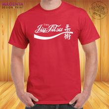 ENJOY JIU JITSU T Shirt: BJJ MMA mixed  Brazilian judo New Shirts Funny Tops Tee Unisex