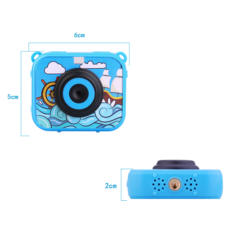 HTB1u8pAXMaH3KVjSZFjq6AFWpXaE High Quality Mini Kids Digital Camera Waterproof 30M 1080P Video 120D Camera Recoder Camcorder Gift For children Easy use