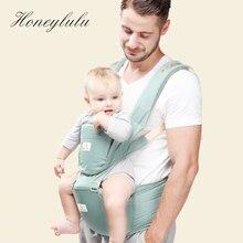 Honeylulu Four Seasons Baby Carrier Detachable Front Window Sling For Newborns Kangaroo Windproof Cap Ergoryukzak