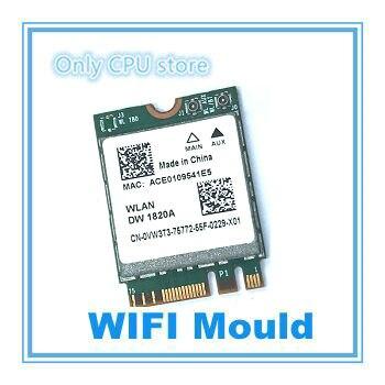 DW1820A BCM94350ZAE 802 11ac BT4 1 867Mbps BCM94350 M 2/NGFF WiFi Wireless  Card better than BCM94352Z