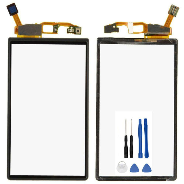 Touch Screen Digitizer Front Glass Panel For Sony Ericsson Xperia Neo V MT15i MT11i MT15 Touchscreen Sensor Replacement