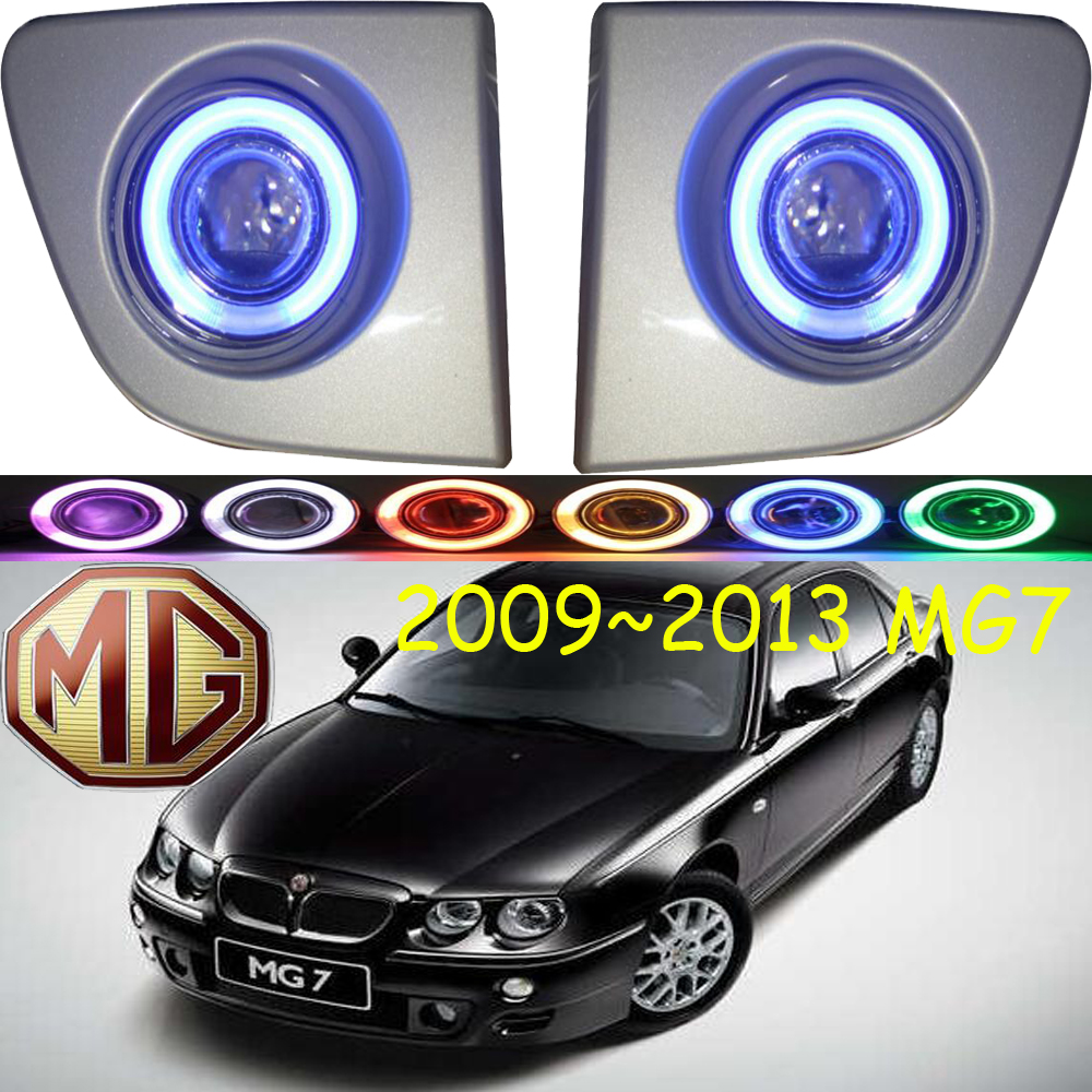 цена на MG7 fog light 2009~2013 Free ship!MG 7 daytime light,2ps/set+wire ON/OFF:Halogen/HID XENON+Ballast,MG7