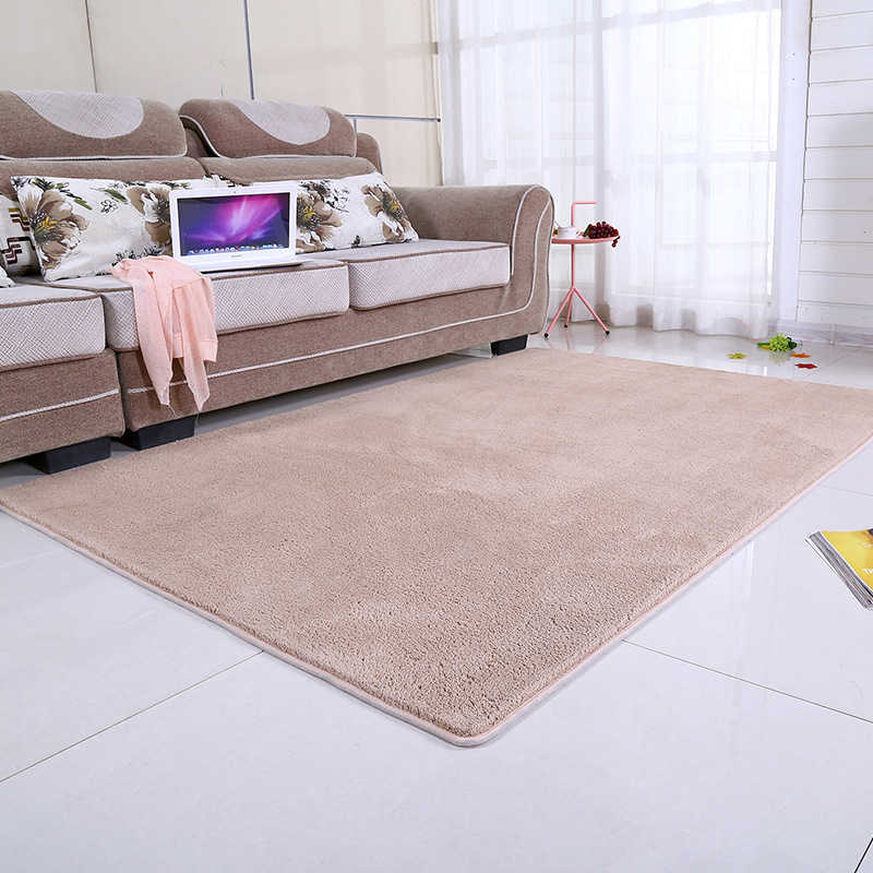 6090cm super soft rug indoor modern shag area rug silky