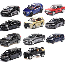 1:32 CRV Accord Highlander VOLVO Alphard Lexus Toy Car Metal Toy Diecasts & Toy Vehicles Car Model Car Toys For Children 1 32 diecasts