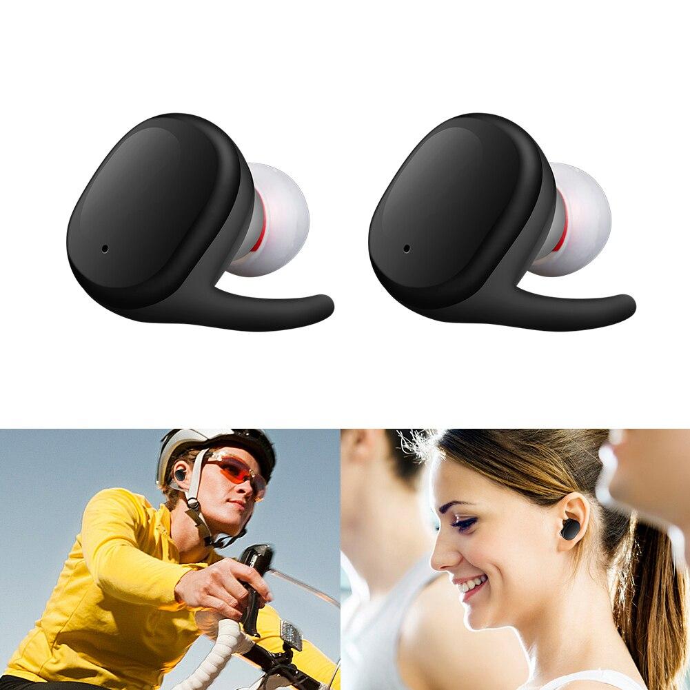 US $25 27 21% OFF|Waterproof Touch True Sport Wireless Earbuds Mini  Bluetooth Earphone Earpiece TWS Audifonos Ear Phones w/ Charging Box  Organizer-in