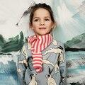 2016 Новый Бобо Выбирает Весна Осень Зима Дети Толстовка Кролик Толстовки майка Мальчики Девочки Dress Nununu Ползунки Топы